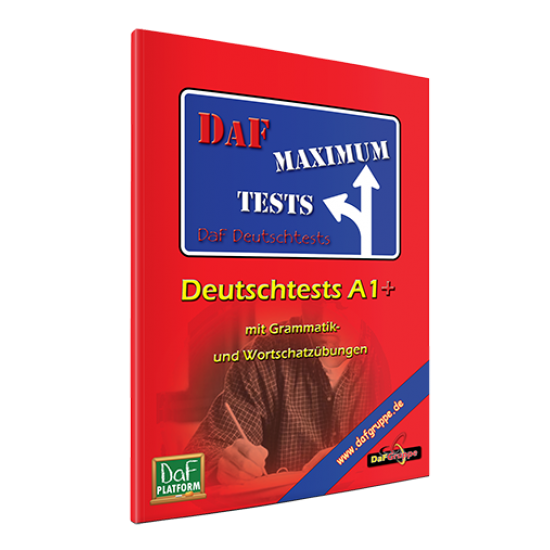DaF Maximum Tests A1+
